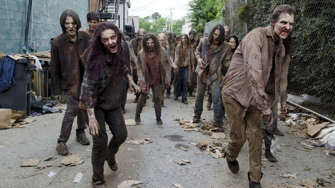 The Walking Dead Zombies - H 2015