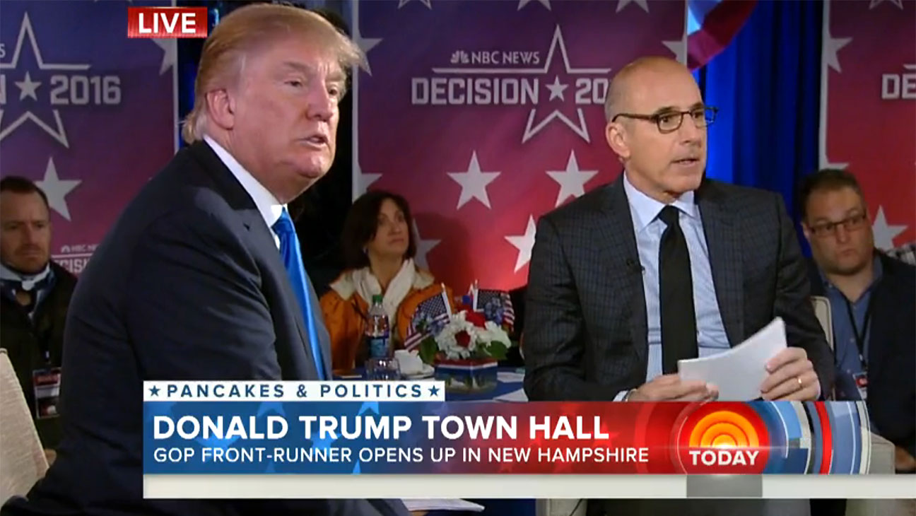 Trump Town Hall Screenshot- H 2015