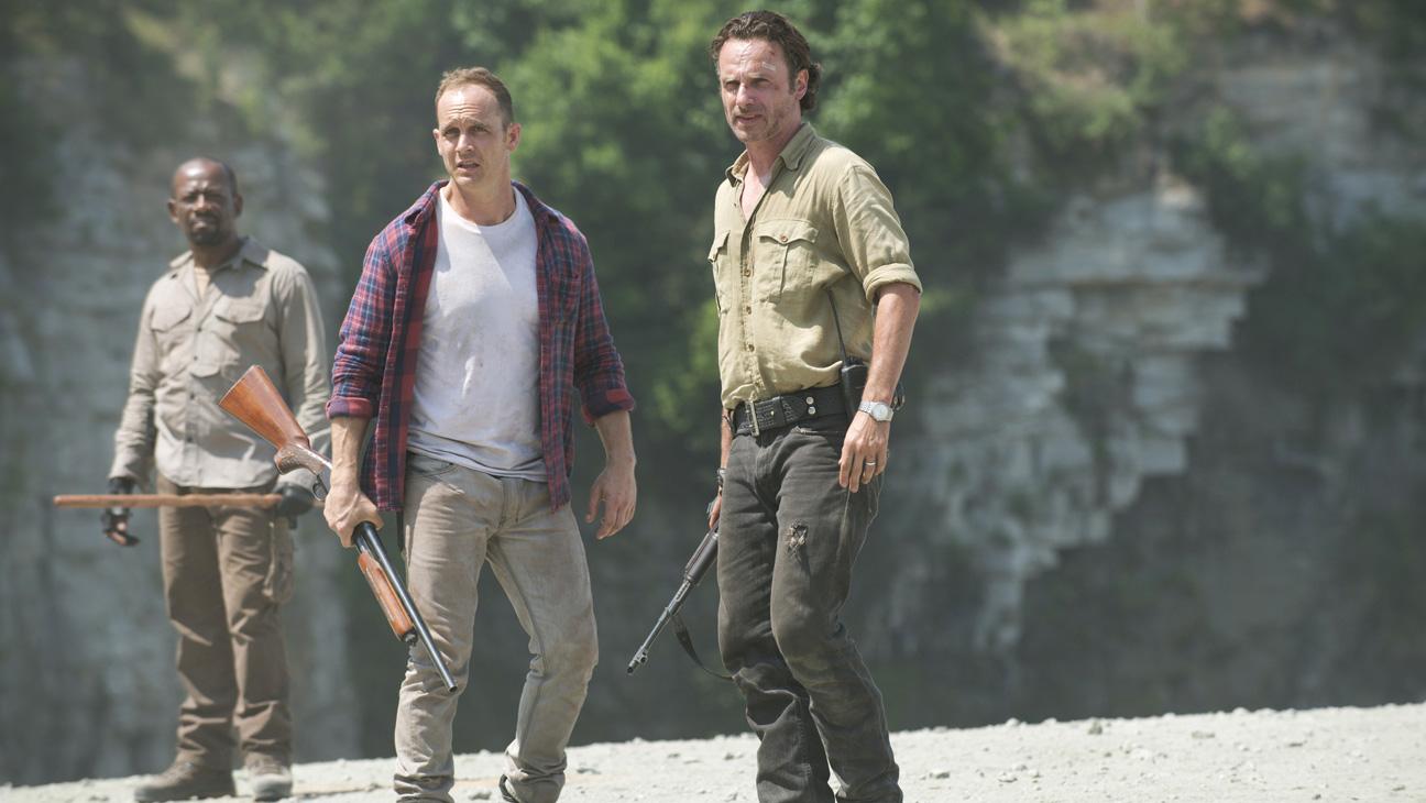The Walking Dead Still 2 - H 2015
