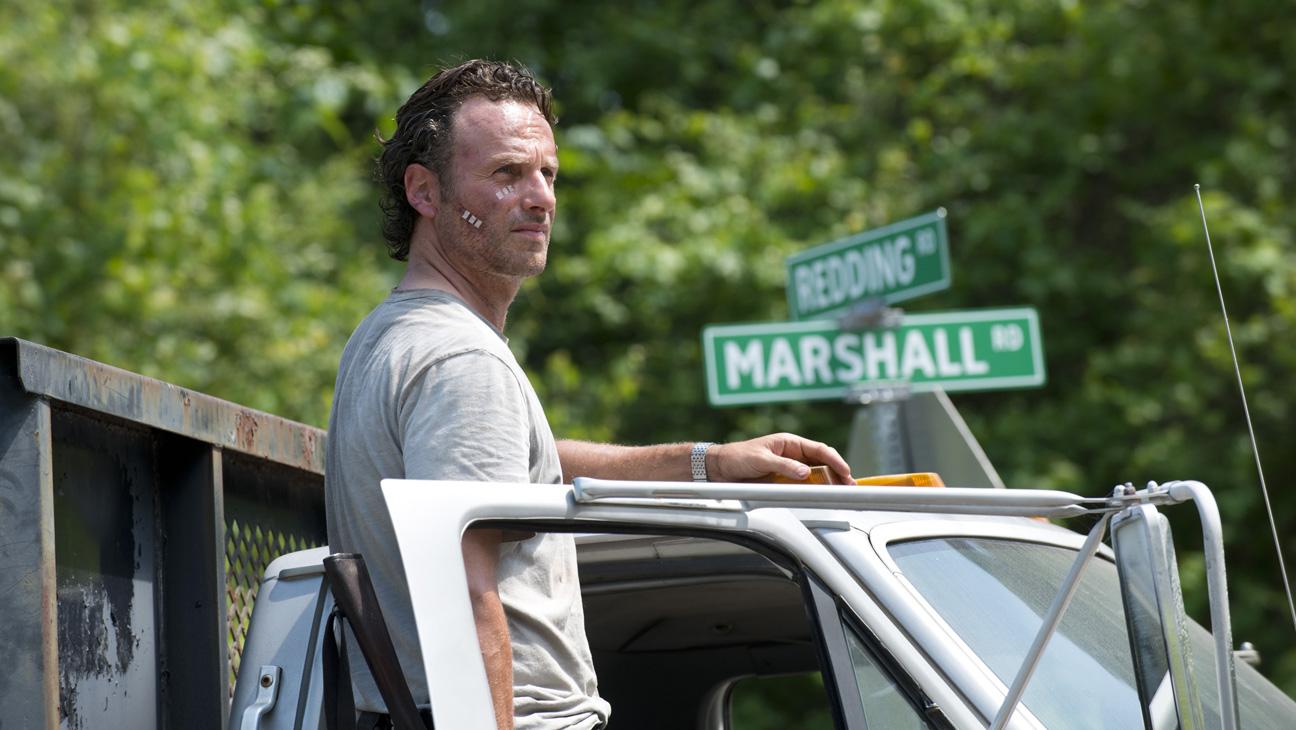 The Walking Dead Still 3 - H 2015