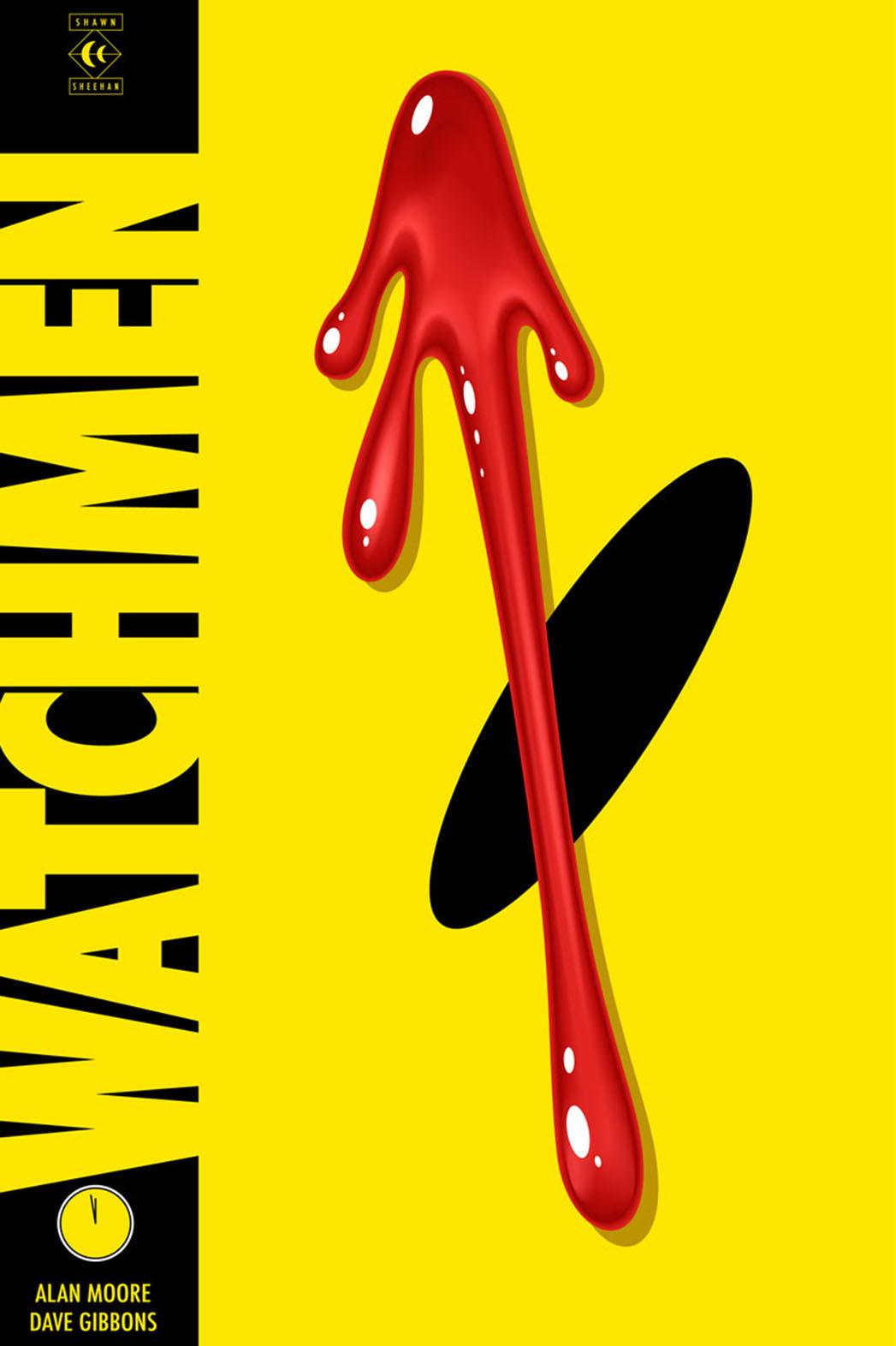 Watchmen Cover - P 2015
