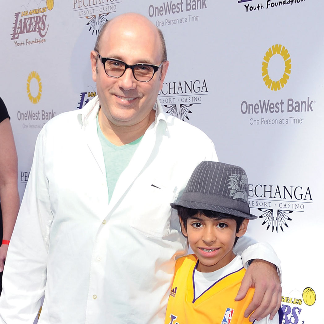 Willie_Garson_and_Son_Nathan - S 2015