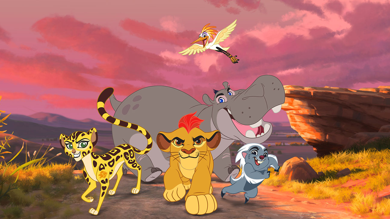 The Lion Guard Return Of The Roar Tv Review Hollywood Reporter