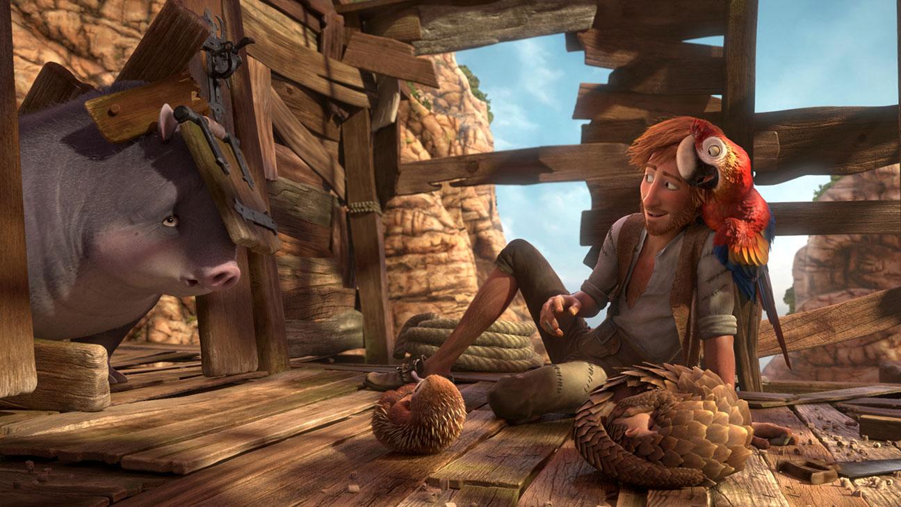Robinson Crusoe still 1 - H 2015