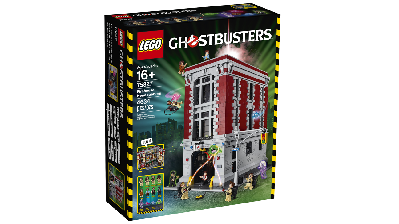 Lego Ghostbuster - H 2015