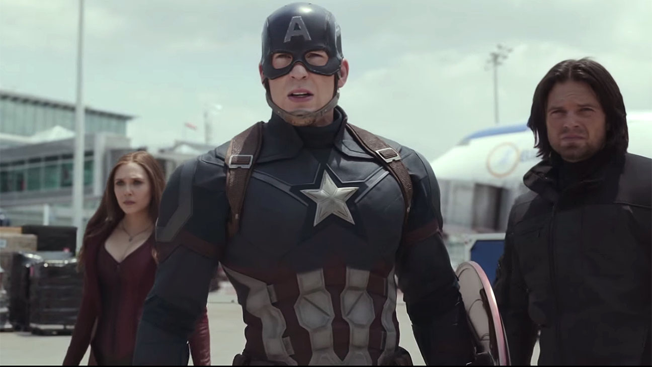 Captain America: Civil War trailer Screen Shot - H 2015