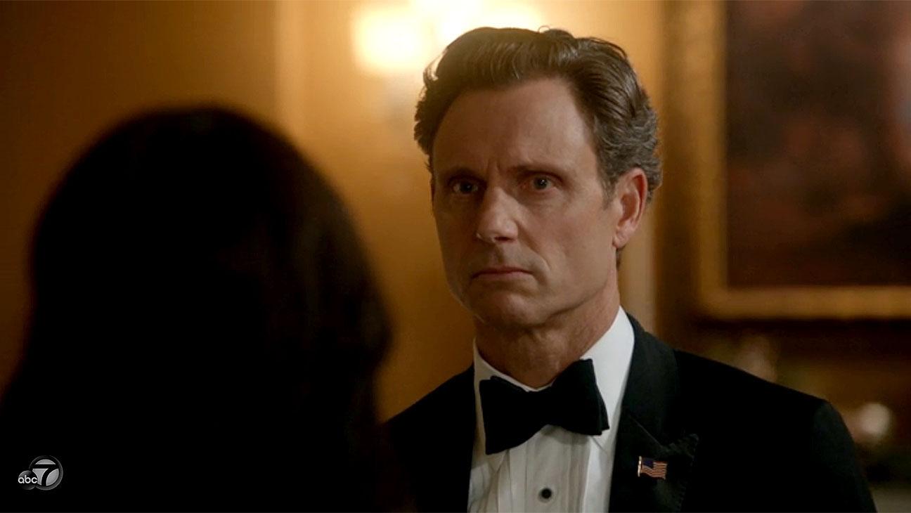 Tony Goldwyn - Screen shot  Scandal video - H 2015