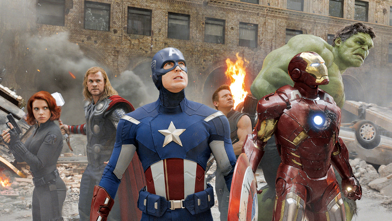 The Avengers $207.4M - H 2015