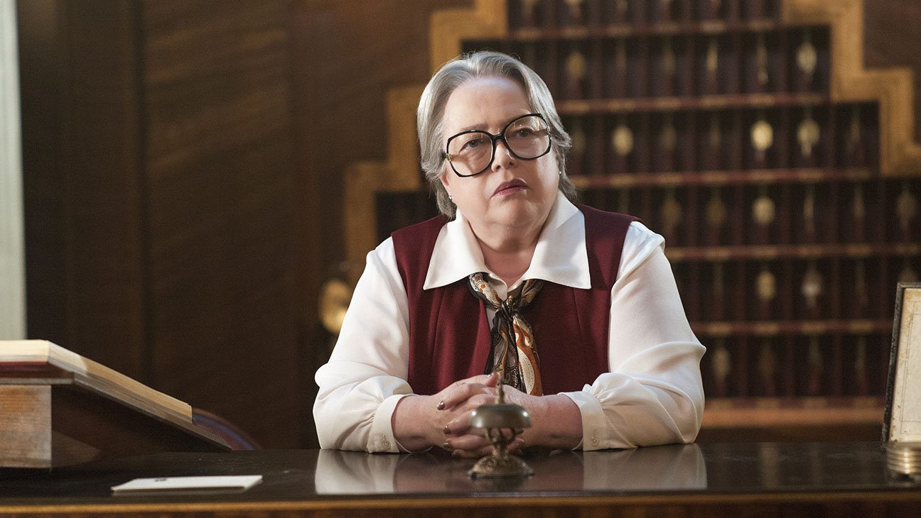 AMERICAN HORROR STORY Checking In Episode 501 Kathy Bates - H 2015