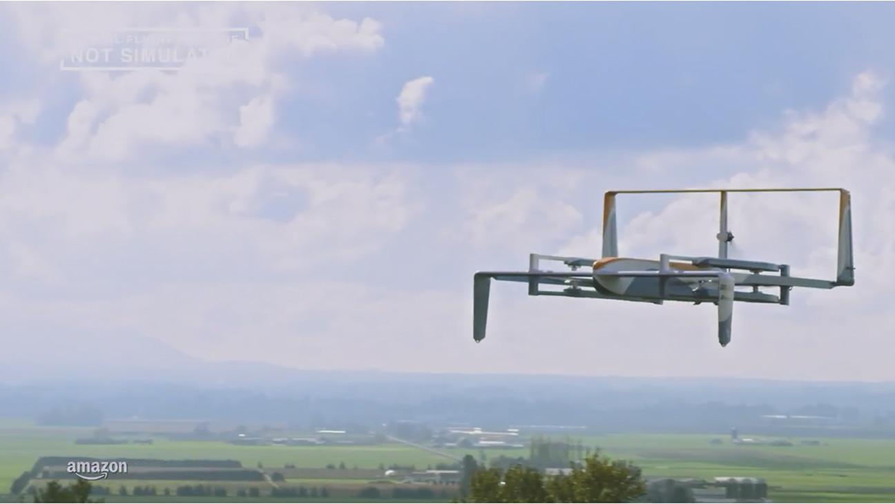 Amazon Prime Drone - H 2015