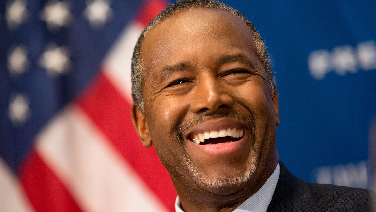 Republican presidential candidate Dr. Ben Carson - H 2015