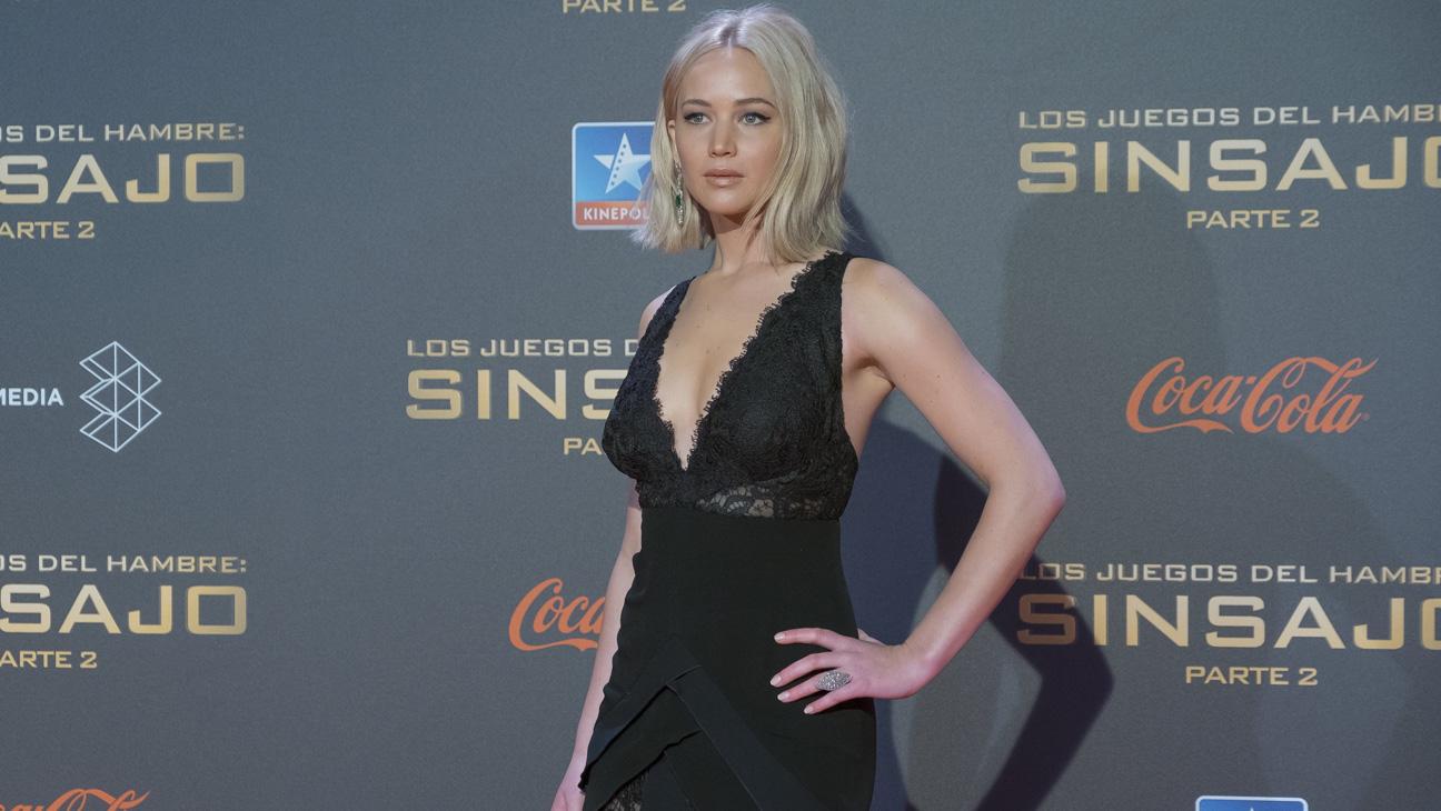 Jennifer Lawrence - P 2015
