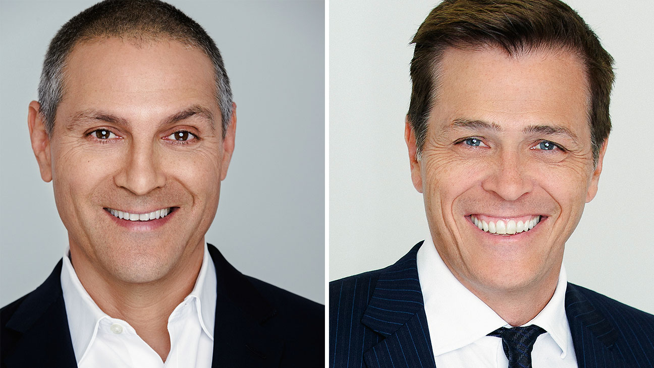 Ari Emanuel and Patrick Whitesell Split - H 2015