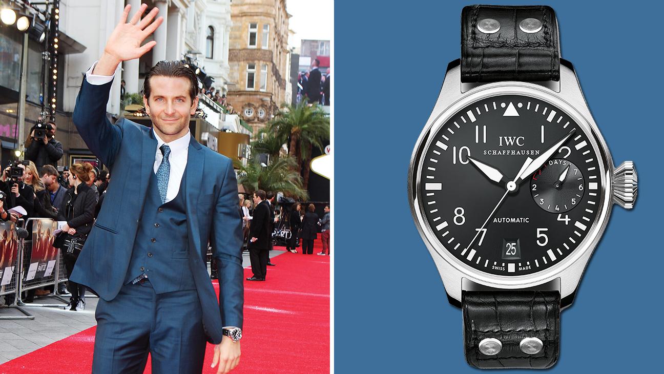 Watches: Bradley Cooper - H 2015