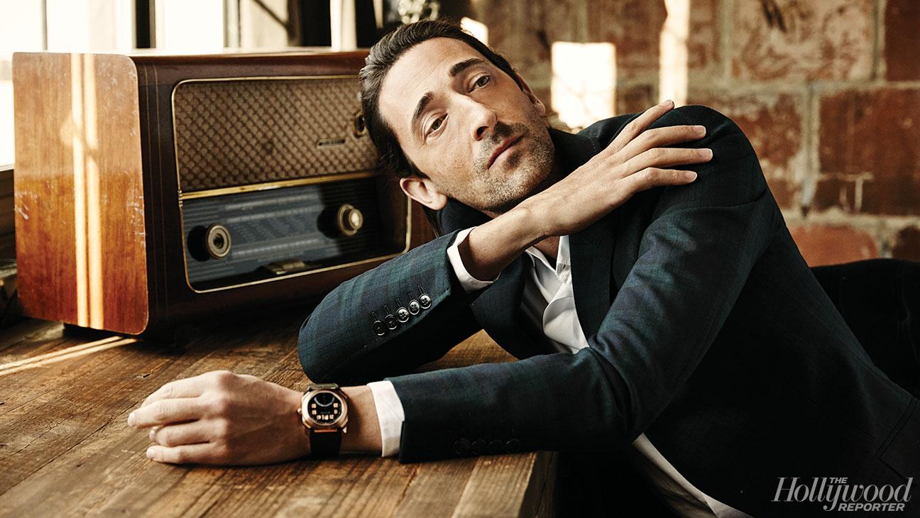 Adrien Brody Watches - H 2015