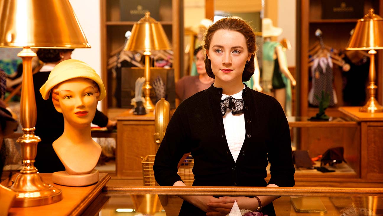 Saoirse Ronan in Brooklyn - H 2015