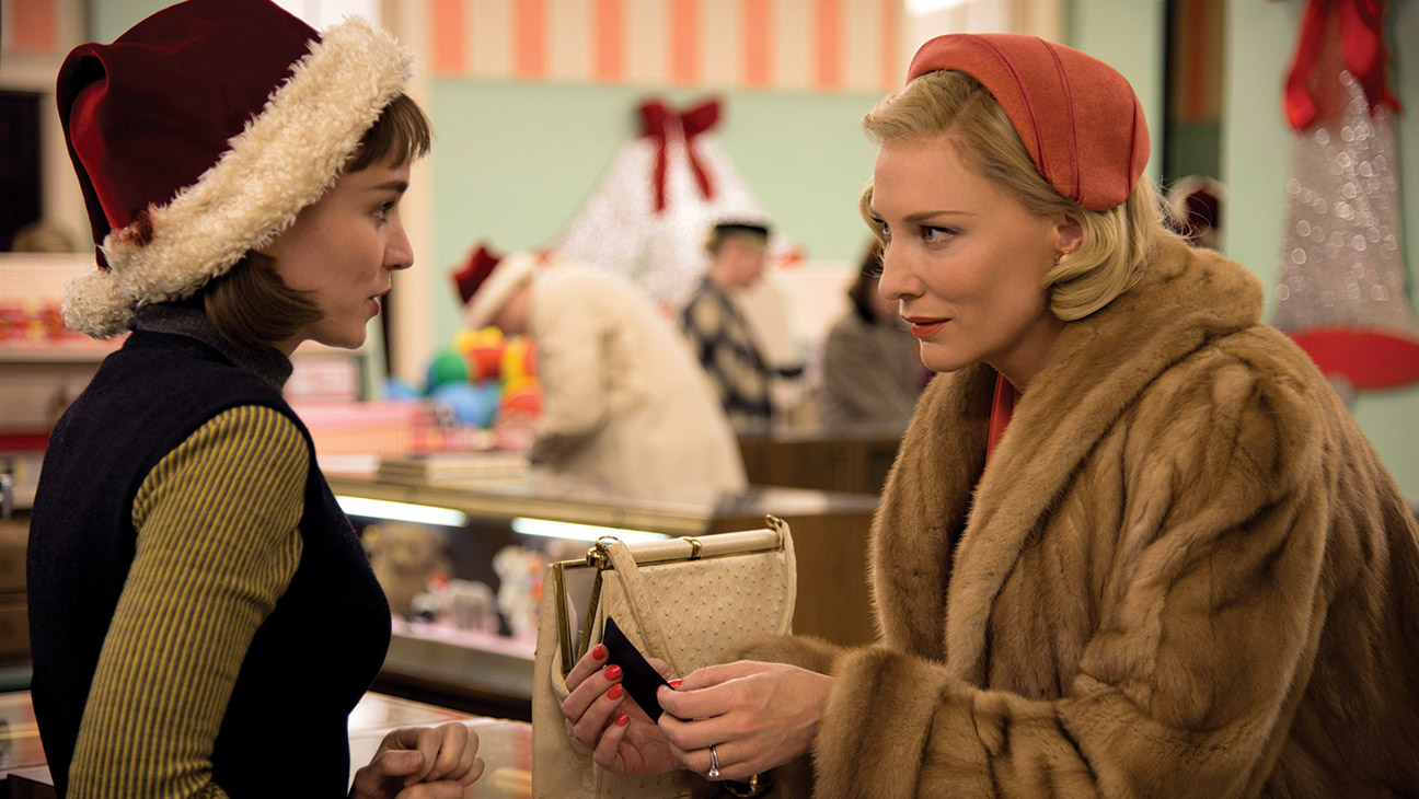 Production Designers: Carol - H 2015