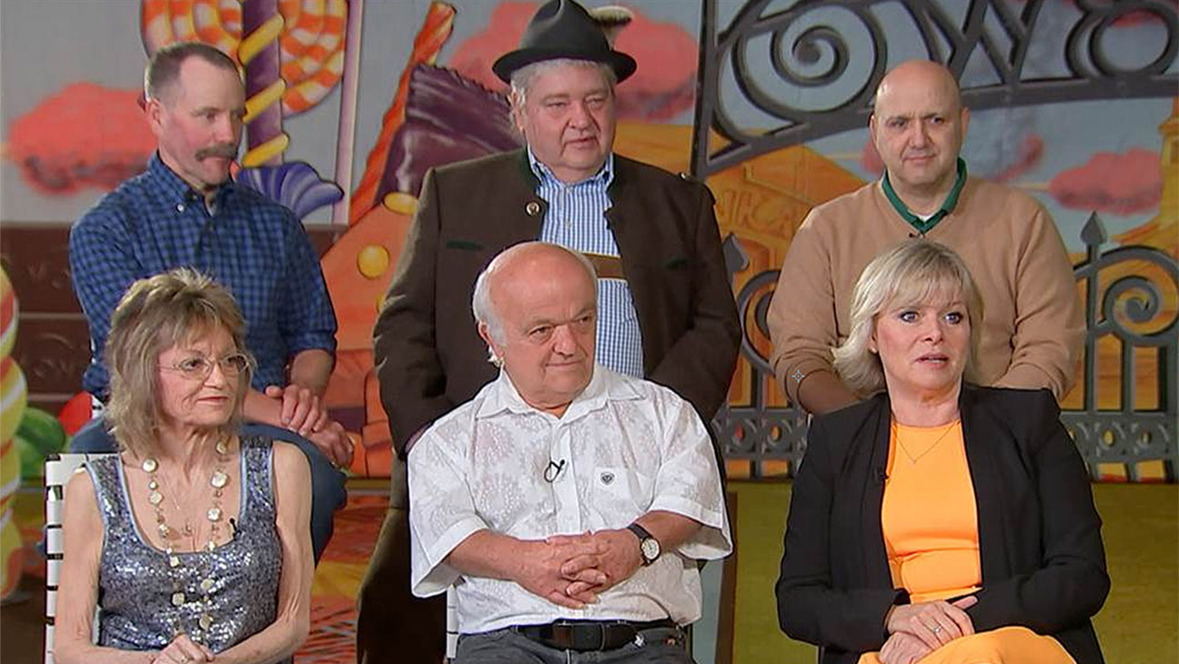 Willy Wonka Cast Interview Screen shot - H 2015