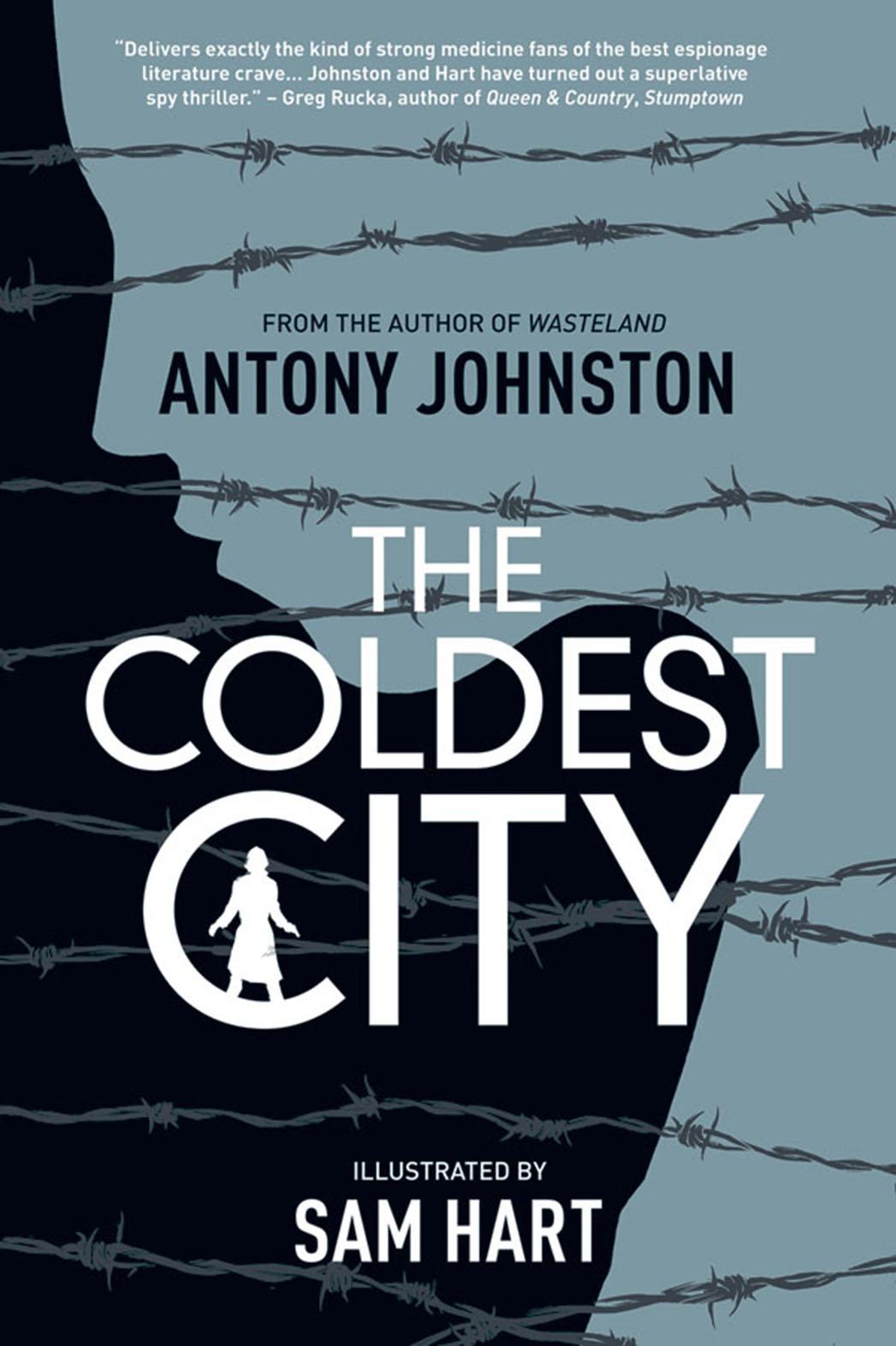The Coldest City - P 2015