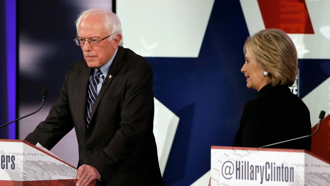 Clinton Sanders CBS - H - 2015