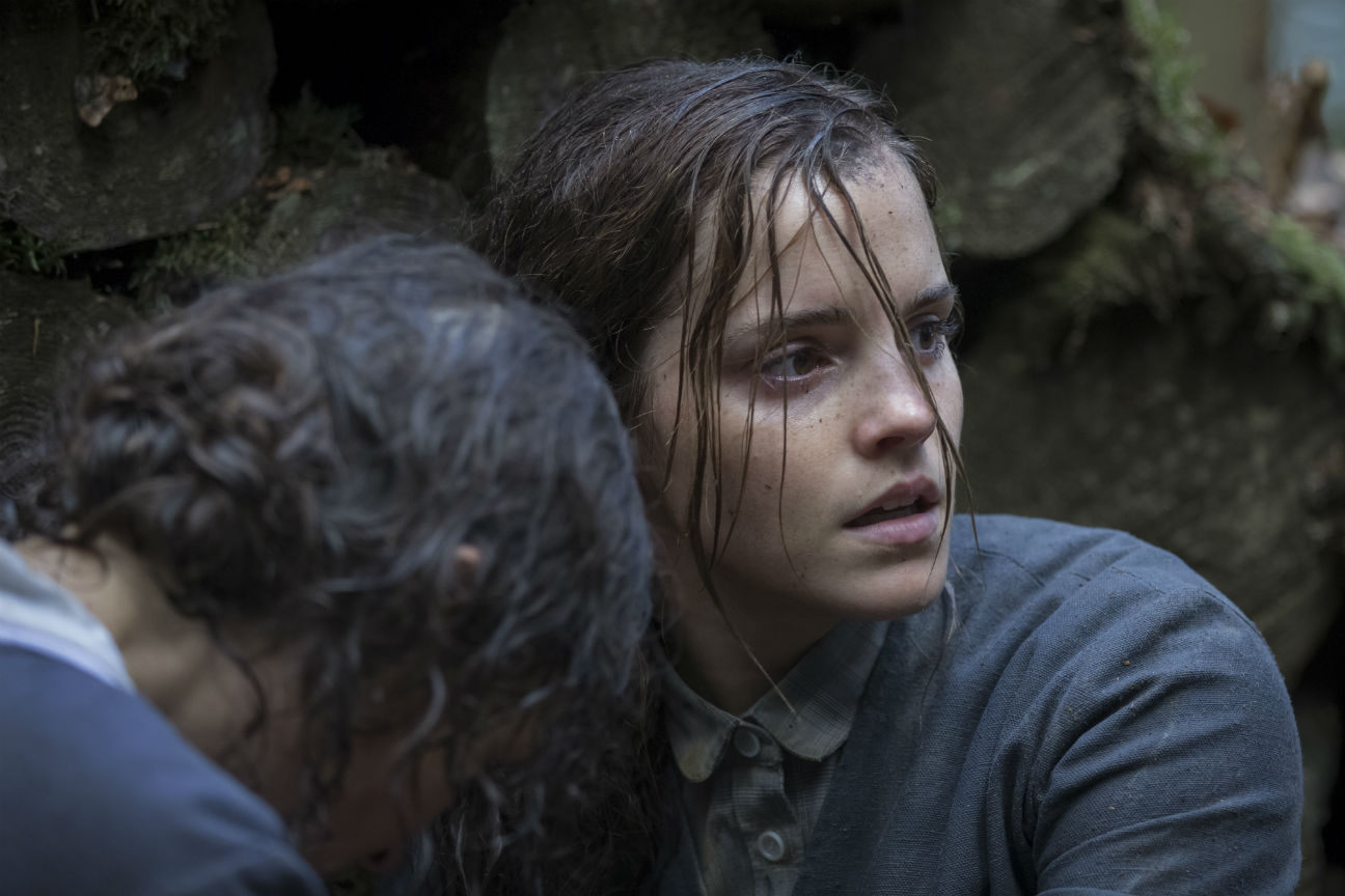 Colonia Emma Watson Daniel Bruhl
