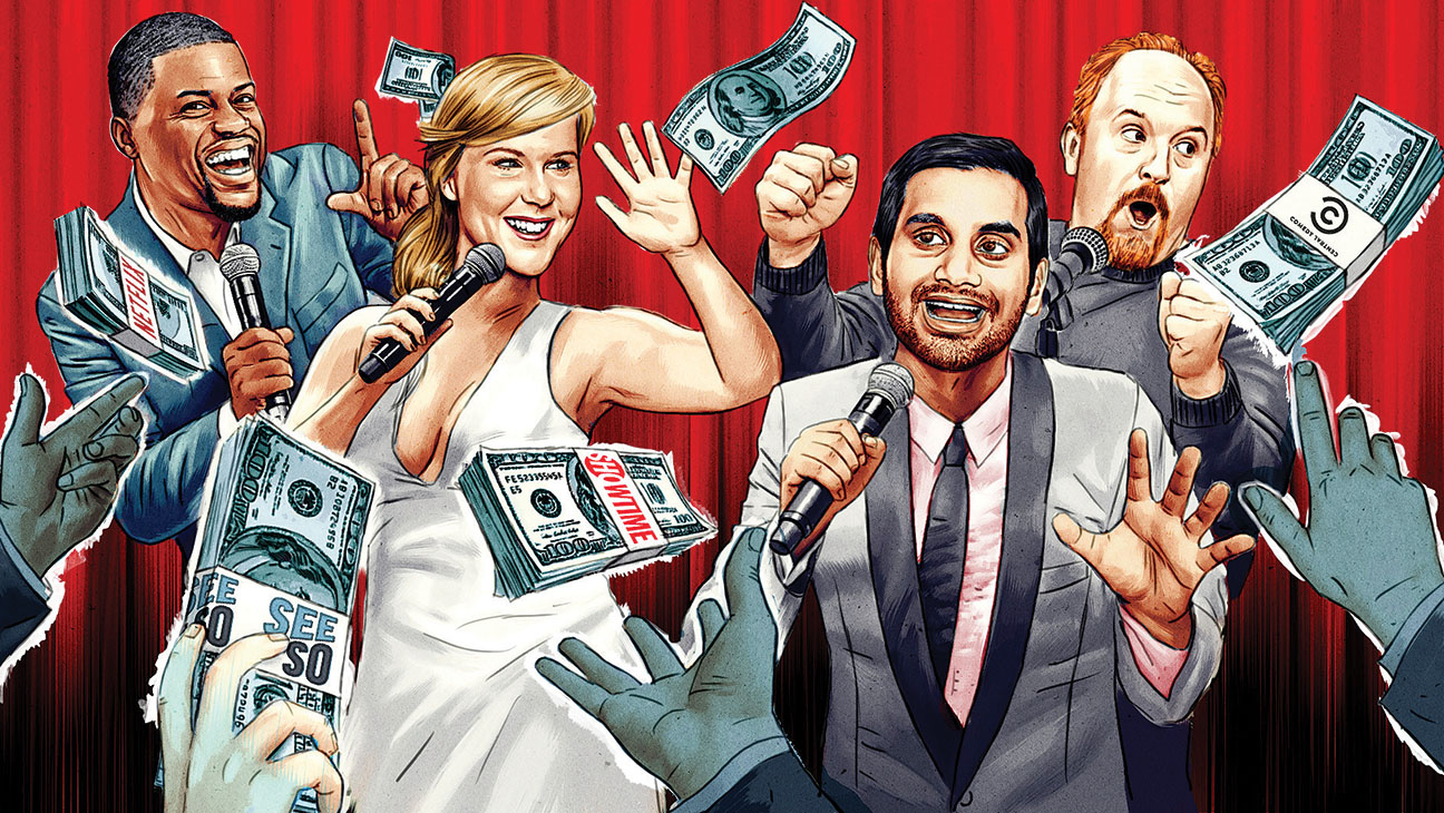 Networks Are Throwing Money at Stand-Ups -H 2015