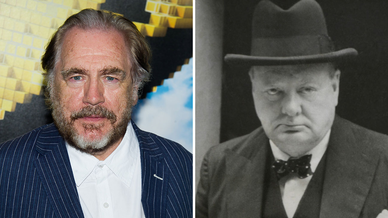 Brian Cox and Winston Churchill Split - H 2015