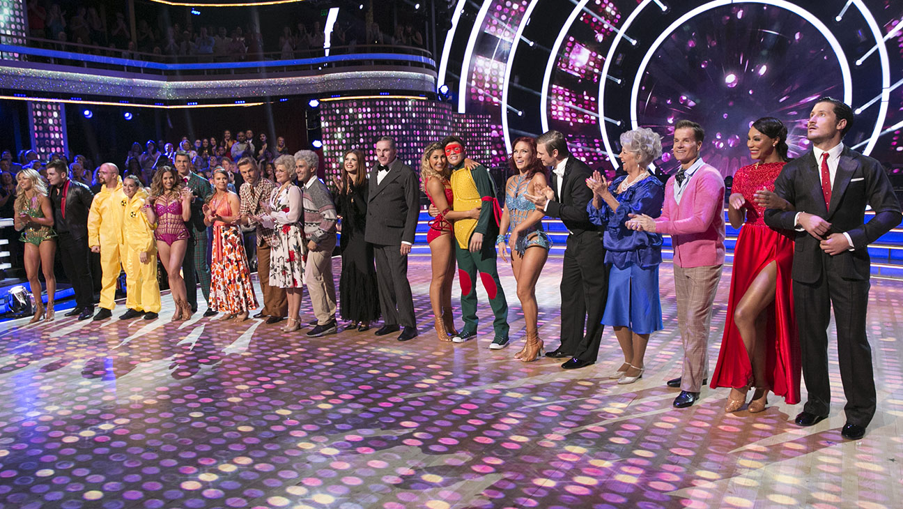 Dancing with the Stars Season 21 Cast - H 2015