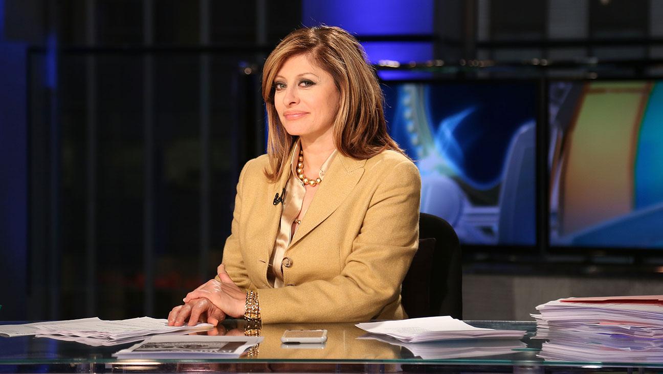 Fox Business Network personality Maria Bartiromo - H 2015