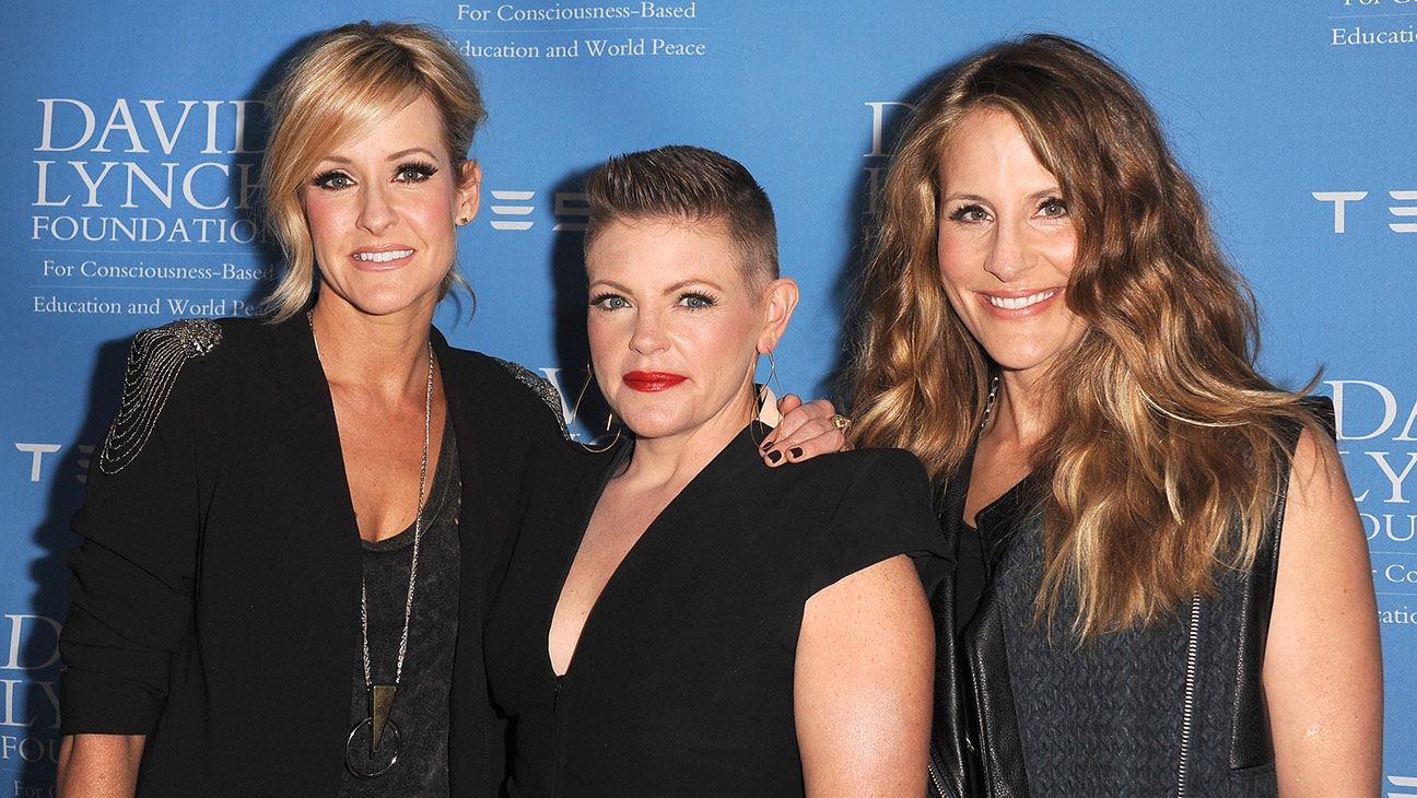 Dixie Chicks: Martie Maguire, Natalie Maines and Emily Robison - H 2015