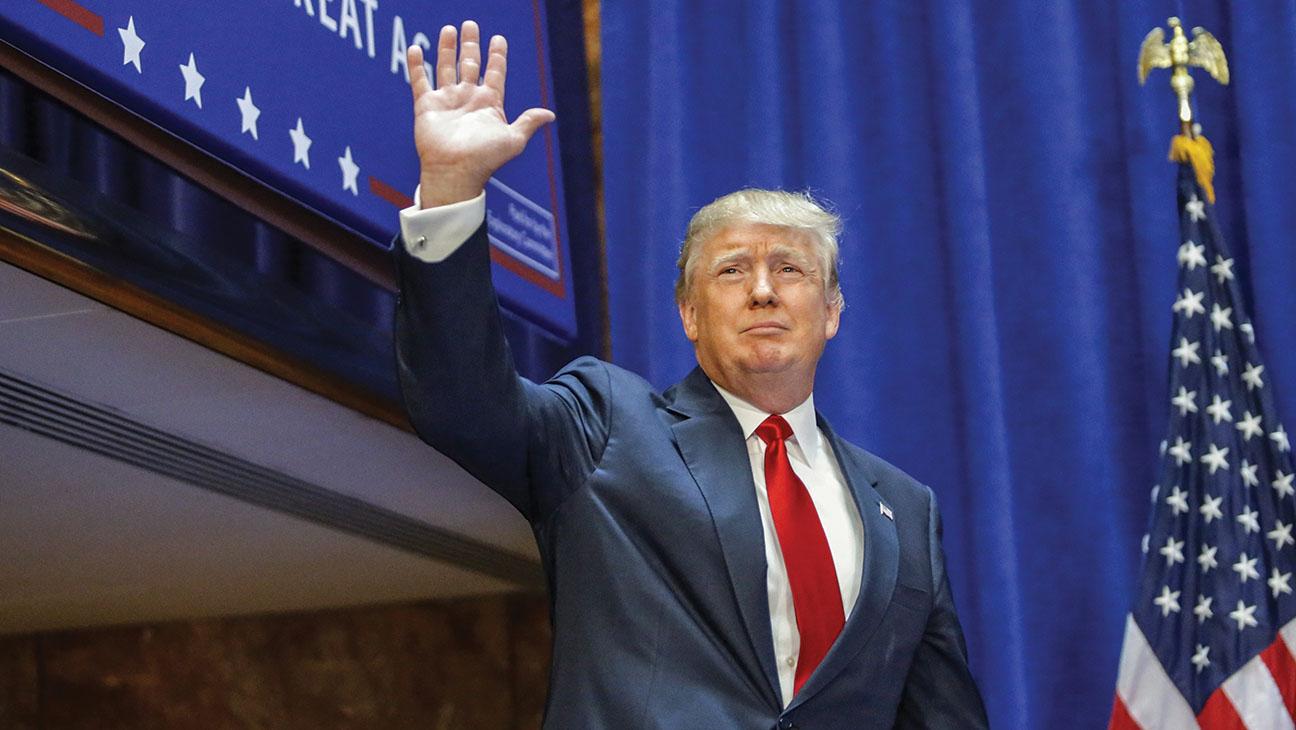 Trump Runs for President  - H 2015