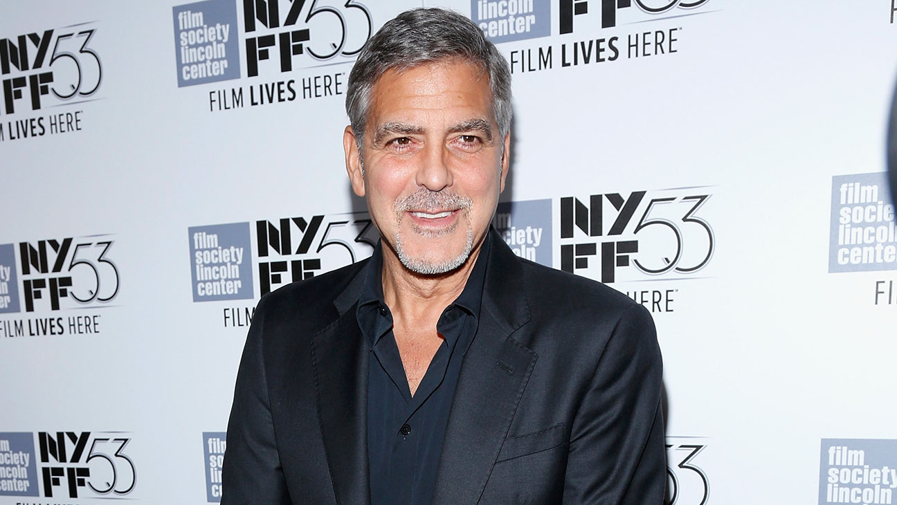 Our Favorite Leading Men: George Clooney - H 2015