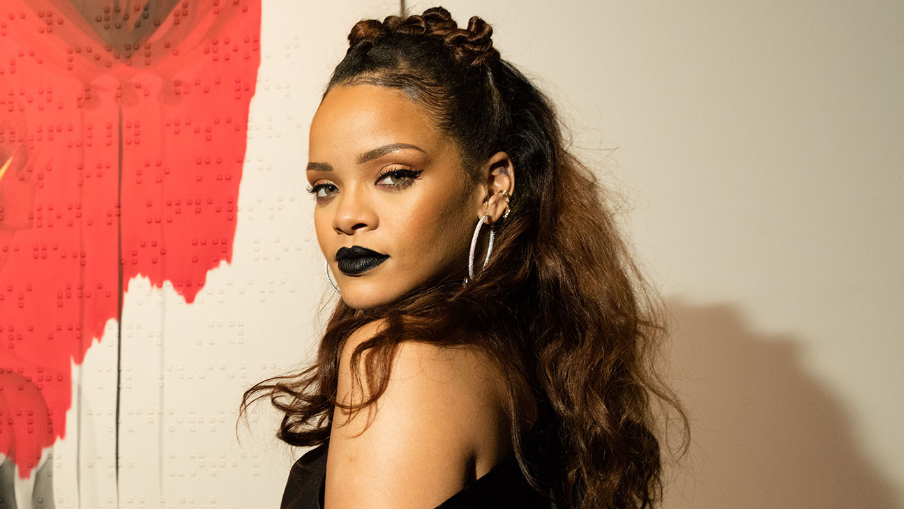 Rihanna Launches New Styling Hair And