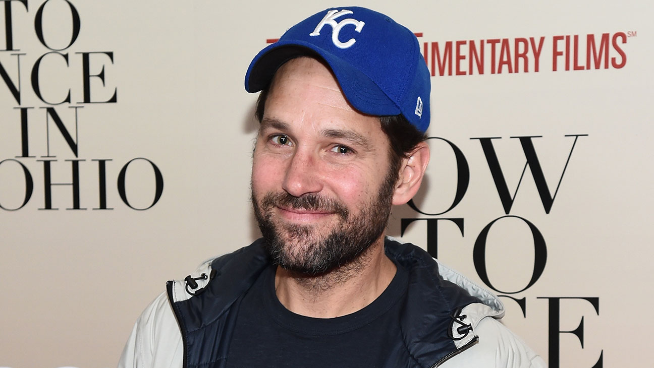 Paul Rudd World Series - P 2015