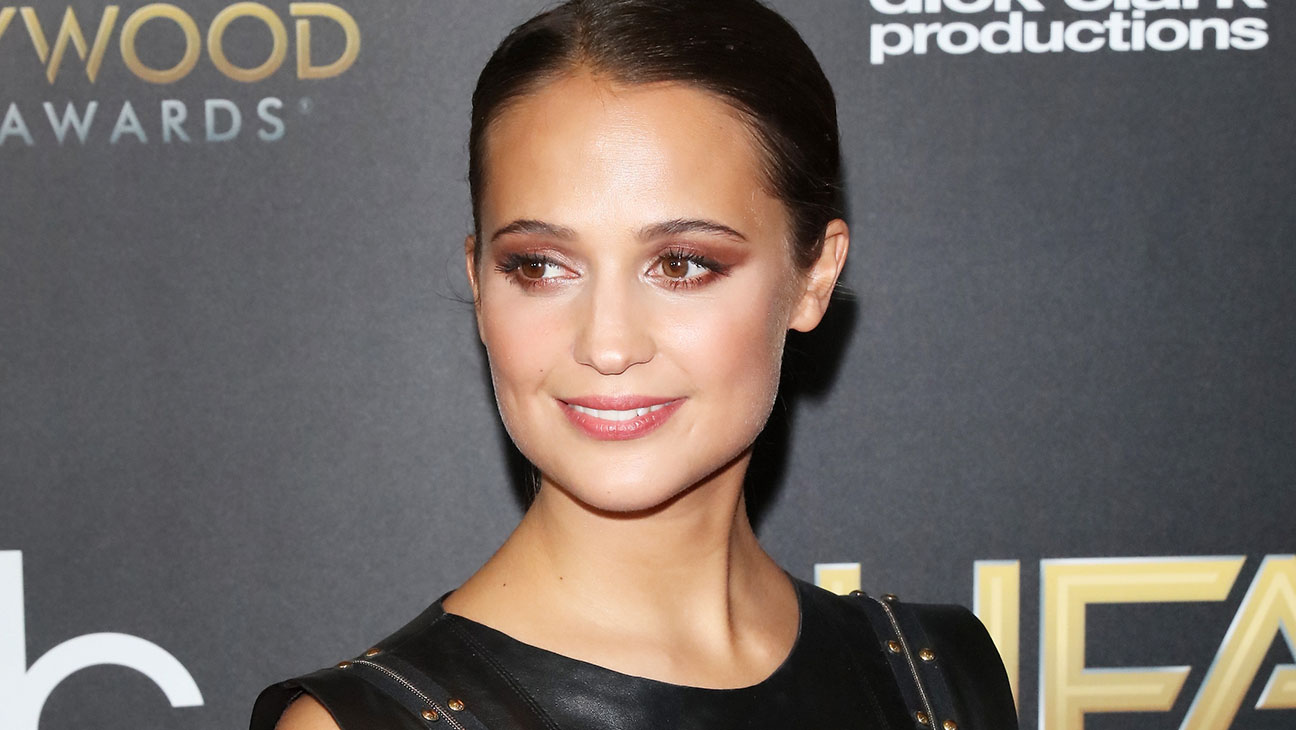 Next Big Things:  Alicia Vikander - H 2015