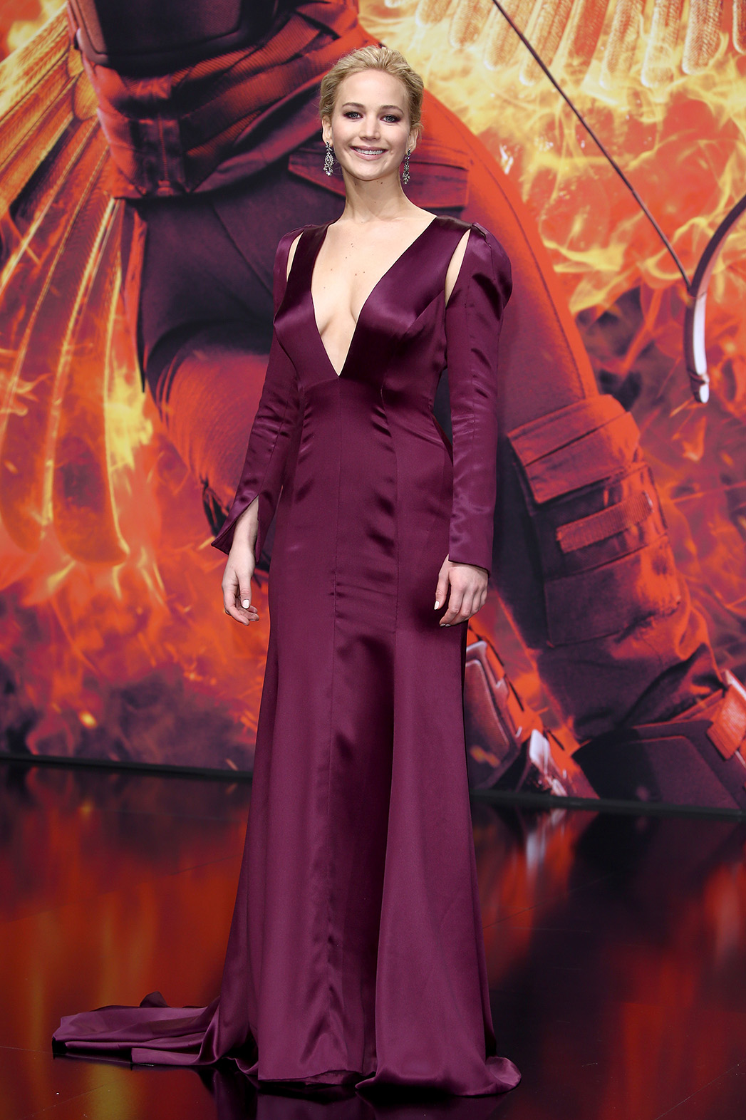 Jennifer Lawrence BERLIN - P 2015