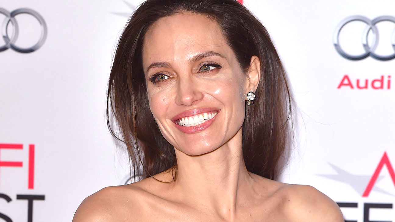 Our Favorite Leading Women: Angelina Jolie Pitt - H 2015