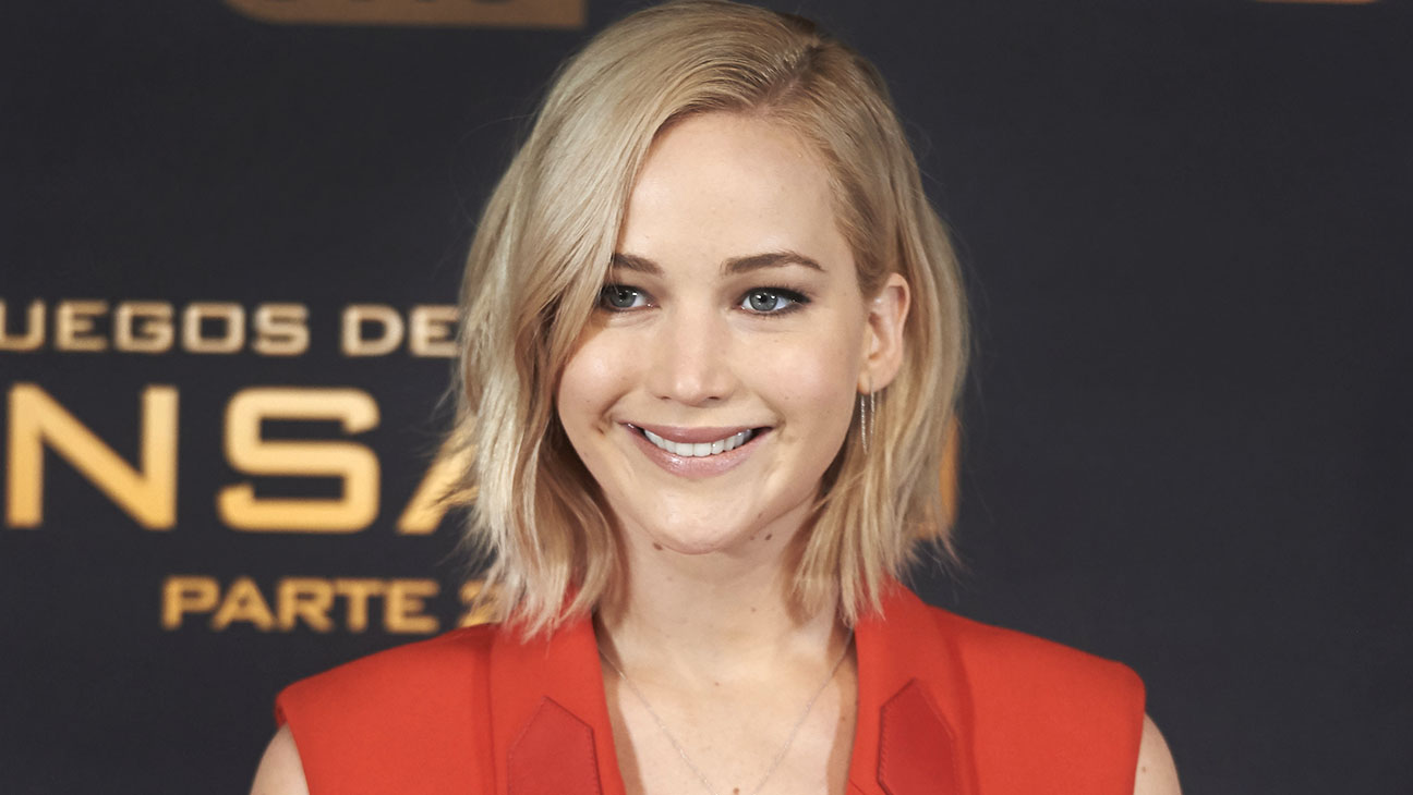 Jennifer Lawrence The Hunger Games Mockingjay photocall Spain- Part 2- H 2015