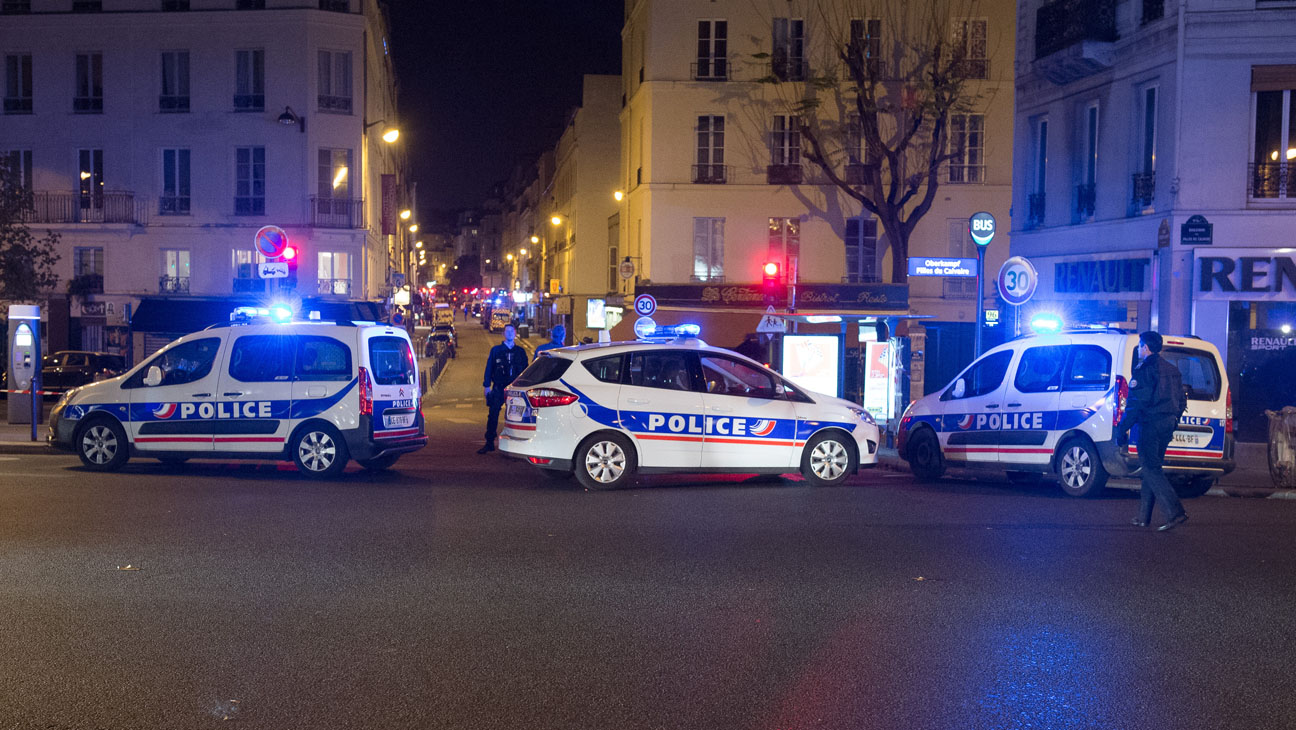 Shootings Near the Bataclan In Paris - H 2015