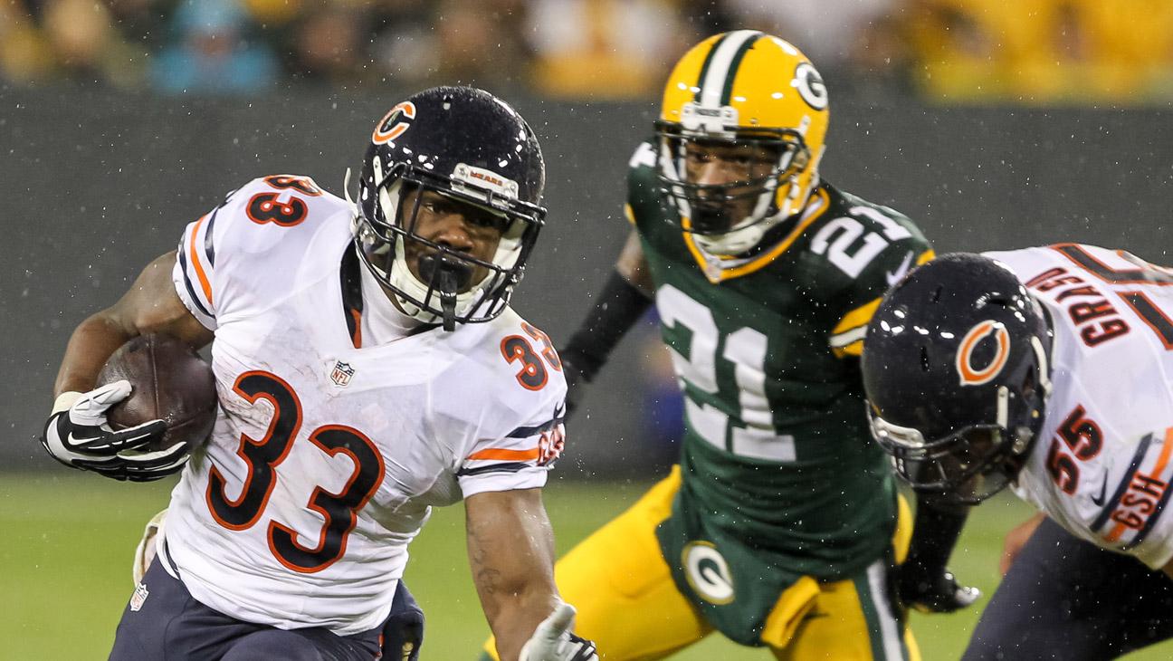 Bears VS Packers- H 2015