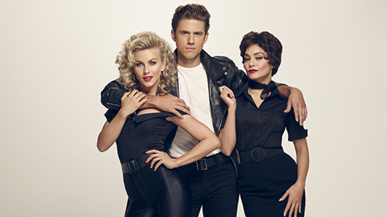 Grease Cast - H 2015