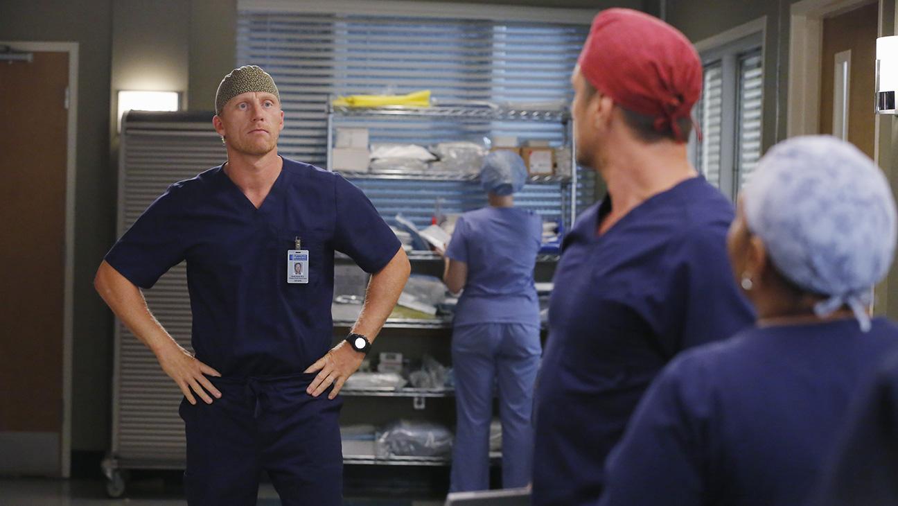 Greys Anatomy Still - H 2015