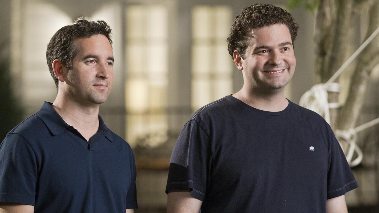 Hayden Schlossberg and Jon Hurwitz - H 2015