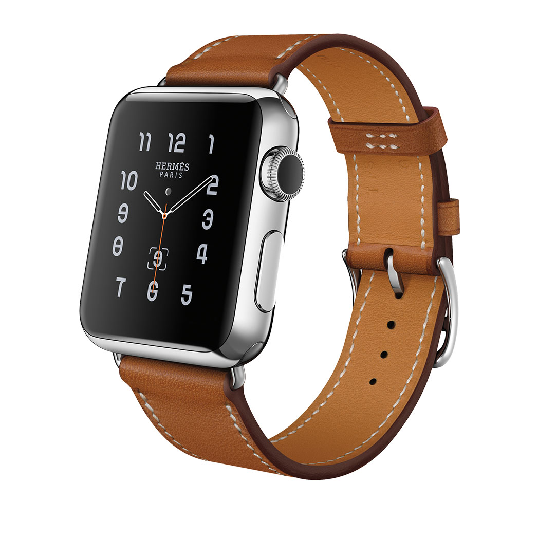 THE RIGHT WATCH OFF THE CLOCK: APPLE WATCH HERMES