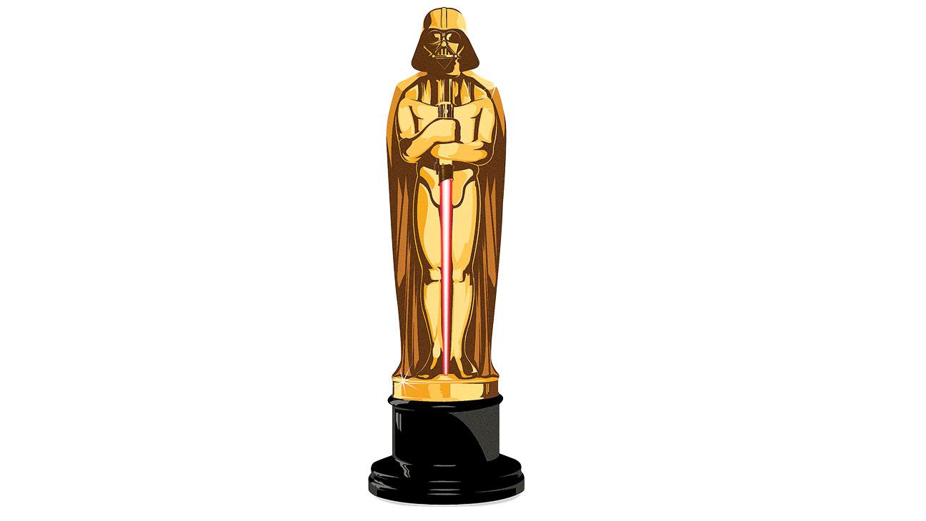 Oscars: 'Star Wars: The Force Awakens' Battles the Sequel Curse - H 2015