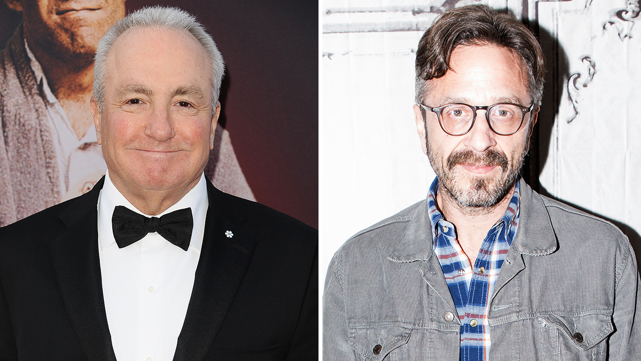 Lorne Michaels and Marc Maron - H 2015