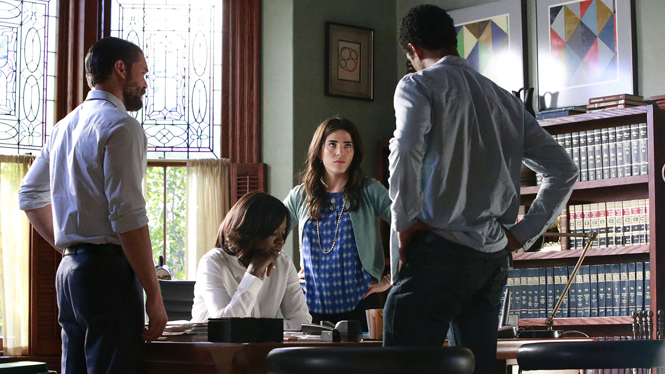 HOW TO GET AWAY WITH MURDER THURSDAY NOVEMBER 19 - H 2015