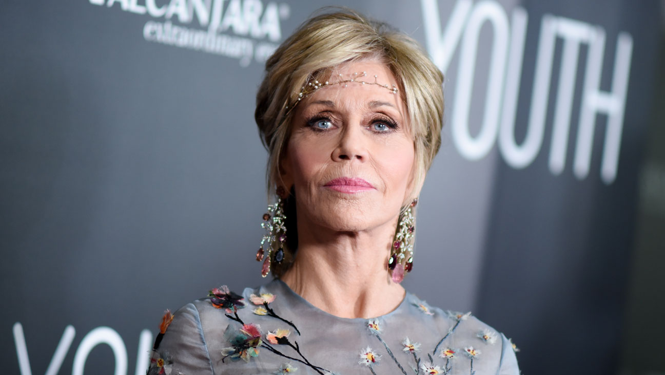 Jane Fonda Youth premiere - H 2015