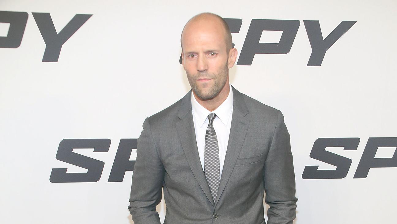 Jason Statham Spy H 2015