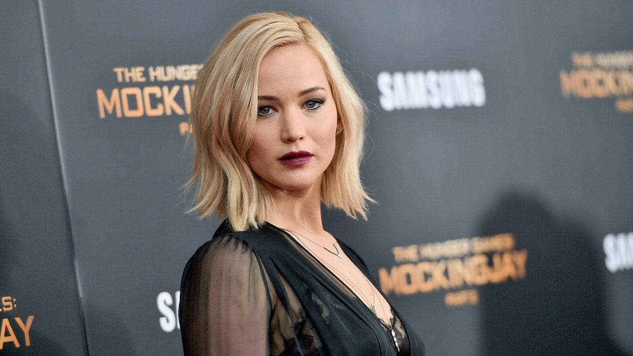 Jennifer Lawrence Hunger Games - H 2015